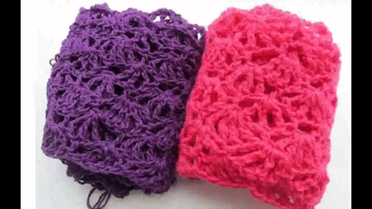 Crocheted scarf patterns youtube bankloansurffo Image collections