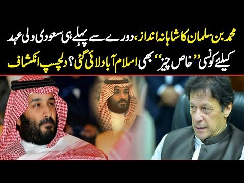 Saudi Wali Ahad Visit Pakistan To Meet Prime Minister Imran Khan