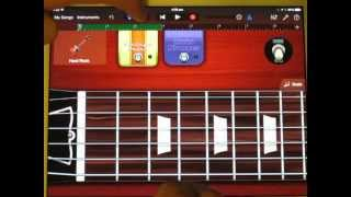 Sweet Child 1 Set up and Intro Guitar Riff