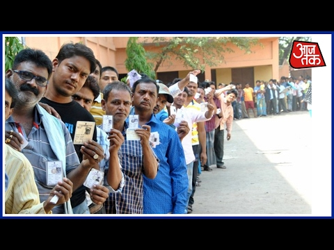 Punjab Elections 2017: 8% Polling Till 9 AM, EVM Glitch in Some Booths