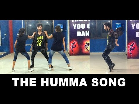 The humma song dance choreography | ok...