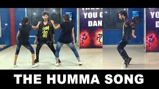The humma song dance choreography | ok jaanu movie | Shraddha kapoor aditya roy kapoor ar rahman