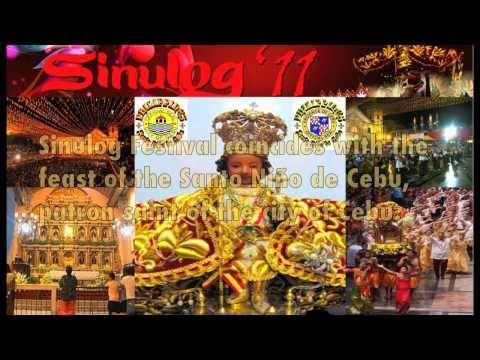 Sinulog Festival, Cebu City, Philippines