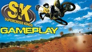 Supercross Kings (2003) Gameplay HD