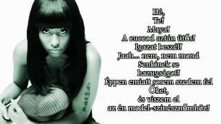 M.I.A. Teqkilla (Magyarul, Hungarian Lyrics On Screen)