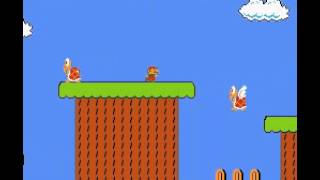 Super Mario Bros - World 1-3 - User video