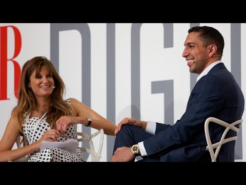 In conversation: Sean Rad with Jemima Khan - YouTube