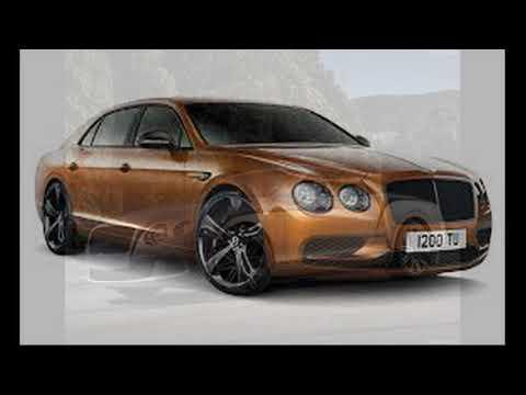 Xe siêu sang Bentley Mulsanne 2019 phiên bản vàng được ra mắt