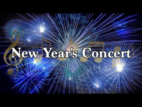 New Year's Concert | Happy New Year 2017 | Classical Music