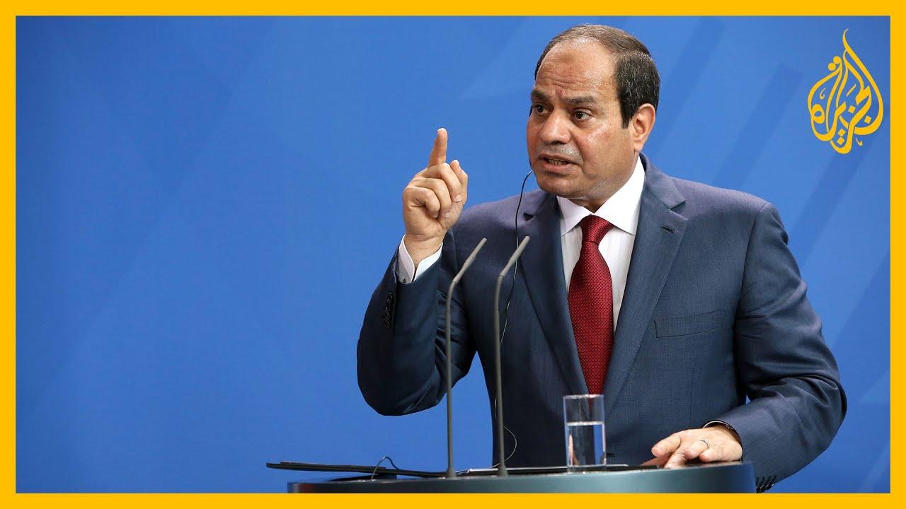 منذ وصول السيسي للحكم.. ديون مصر الخارجية تضاعفت 3 مرات  - نشر قبل 3 ساعة