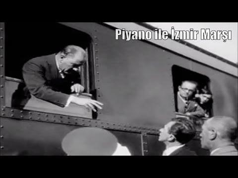 Izmir Marşı Enstrümantal Piyano