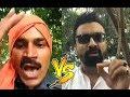Ajaz Khan Vs Pramod Dubey Fight Video Must Watch Whatsapp Status Video Download Free