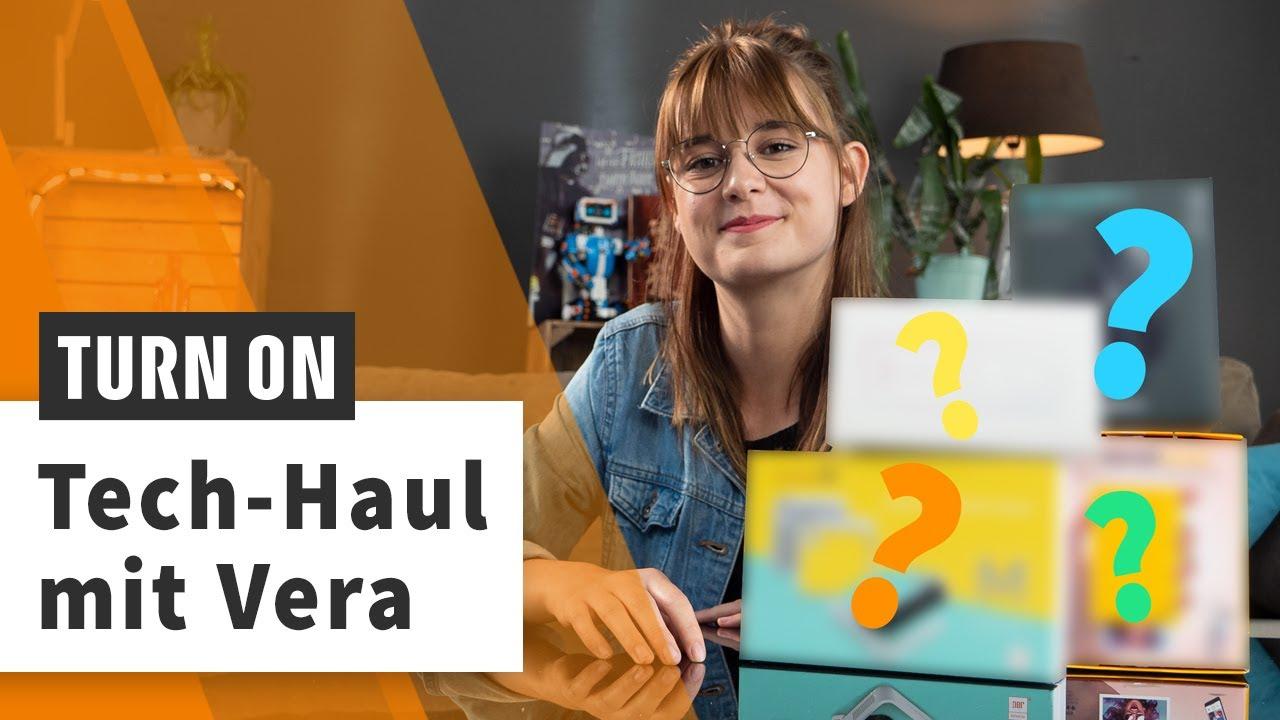 Vera war shoppen & ihr könnt gewinnen! - Tech-Haul + Gewinnspiel