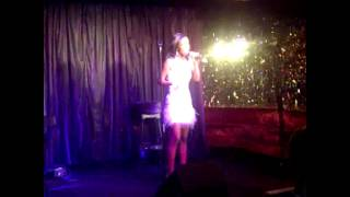 Something's Got A Hold on Me ( Etta James) Cover by Raquel Jones