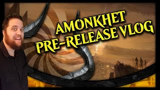 amonkhet pre release vlog undefeated mtgakh