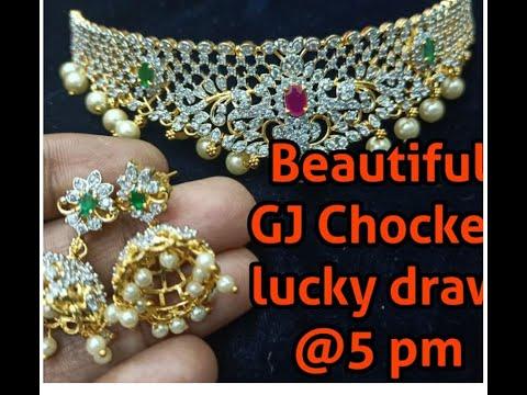 #Lucky #Draw # GJ Chocker Apr 20th 05 :00pm ||LUCKY Fashion Trendz#Gpay 9849736508