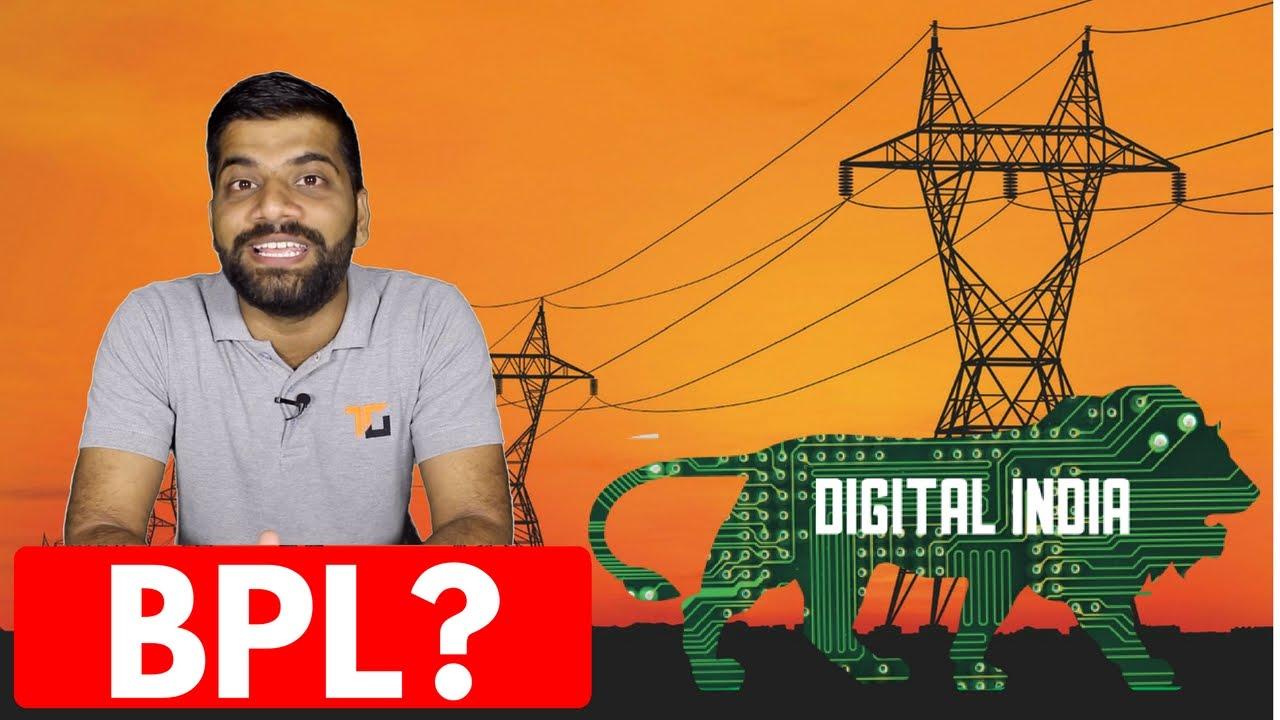 Broadband over Power Lines | True Digital India!!!