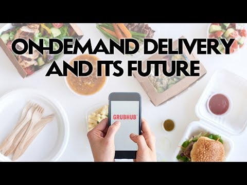 On-Demand Delivery And Its Future | The Barron Report Podcast