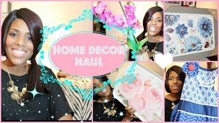 Home Decor Haul | Kirkland's, Home Goods, Target, Ross, more... Thumbnail