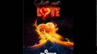 Download DIARYO - GIVE ME LOVE (EVEN STEVEN RADIO REMIX) MP3 song and Music Video