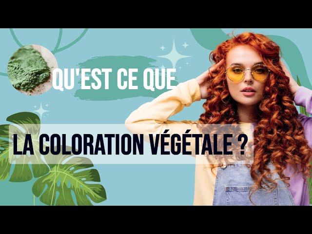 la coloration vgtale pour mes cheveux beaut garantie - Coloration Professionnelle Bio