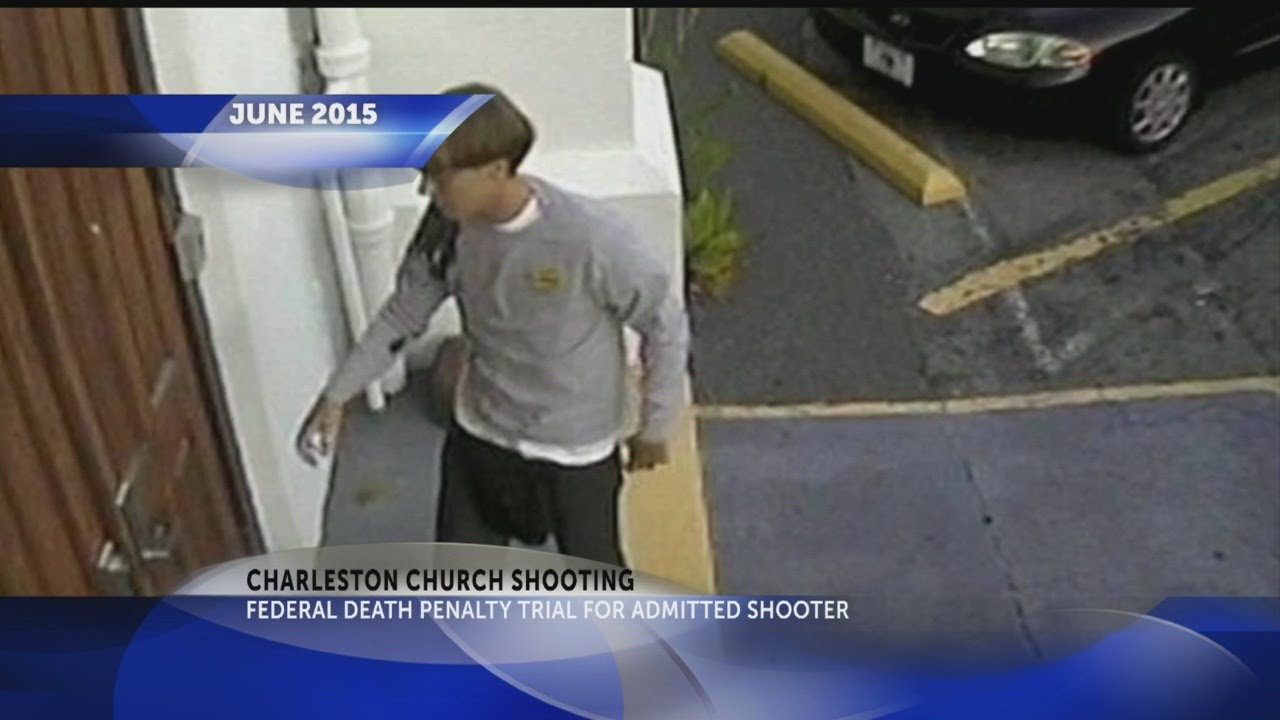Dylann Roof Trial Youtube
