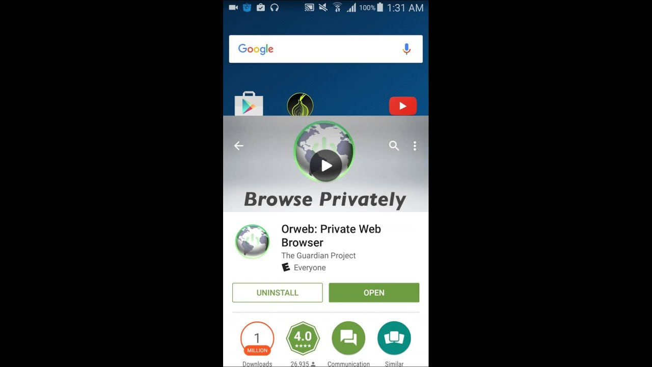 How to ep 1 access the deep web for android users youtube how to ep 1 access the deep web for android users ccuart Choice Image