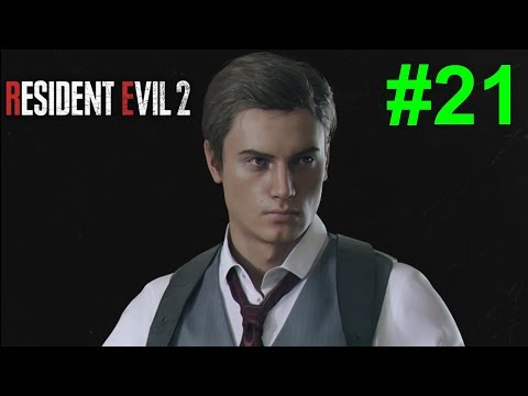 Resident Evil 2 Remake/Biohazard RE2 - [Walkthrough Part 21 - Noir Leon] [Again RPD] |