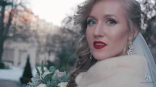 Свадьба зимой, Одесса. Красивый свадебный клип(, 2017-02-24T23:13:43.000Z)
