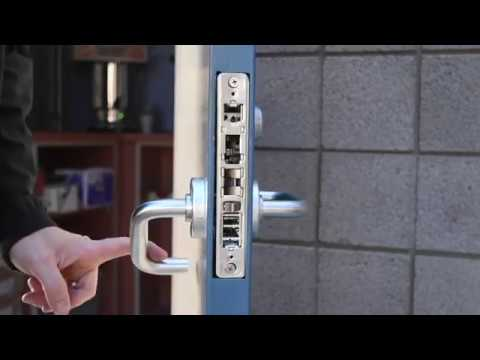 Mortise Lock Install - Marshall Best Security