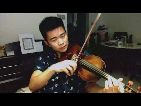 Maroon 5 - Whiskey ft. A$AP Rocky (Violin Cover)