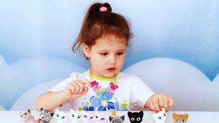 Сюрпризы с КОТЯТАМИ новые игрушки Свит Бокс,Sweet Box Пушистики Котята  KITTENS new toys