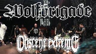 Wolfbrigade - Obscene Extreme 2017 - Trutnov - Czech Republic - Dani Zed