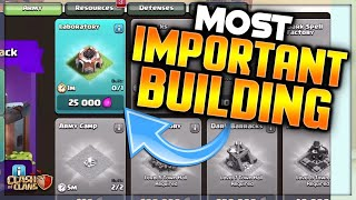 MOST IMPORTANT BUILDING IN CLASH OF CLANS | TH3 Let's Play