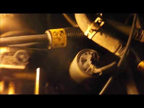 Chevy Impala Heater Core R&R 2000-2005