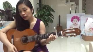 Guitar cha cha Dừng bước giang hồ (Hoàng Trọng)