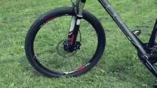 Мой велосипед.  Видео обзор велосипеда Cube LTD RASE  2013   Frozen Pictures SPB Cube review(Пишут