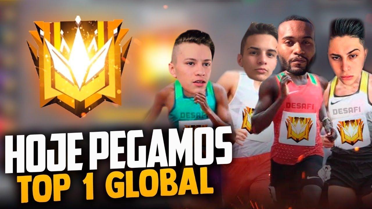 🚩DESAFIANTE !! TOP 1 GLOBAL HOJE !  FT APELAPATO IGORILA LS !! LOUD MEGA!!🔴FREEFIRE AO VIVO - LIVE