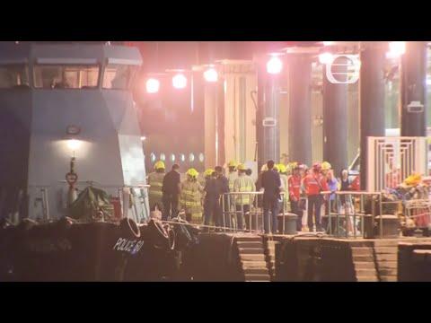 124 Injured in Hong Kong Ferry Crash
