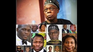 Olusegun Obasanjo children