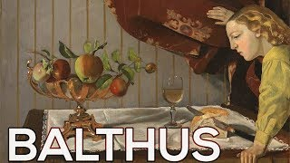 Balthus: A collection of 101 works (HD)