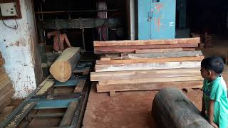 How to make wooden planks