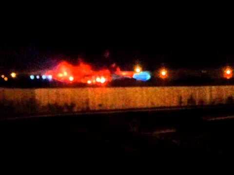 Aldwarke factory fire