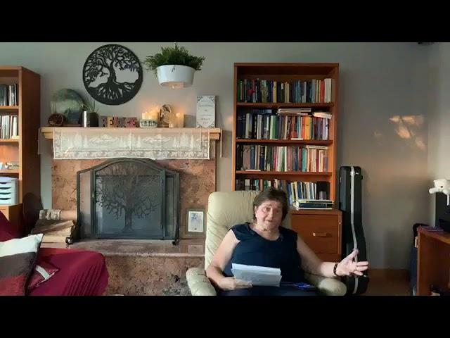 Saint Matthew Ecumenical Catholic Church Bible Study Psalm 23 session seven by Rev. Martha