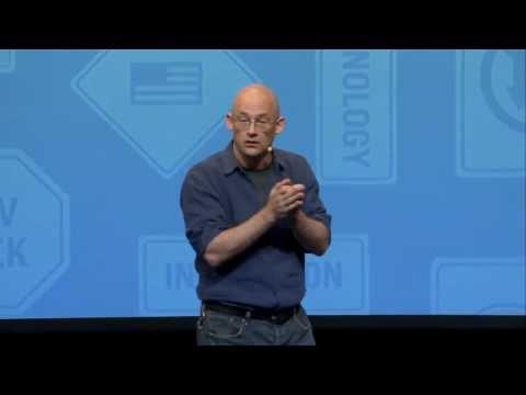 CfA | Clay Shirky:嘗試、批評、B 計畫 [中文字幕]