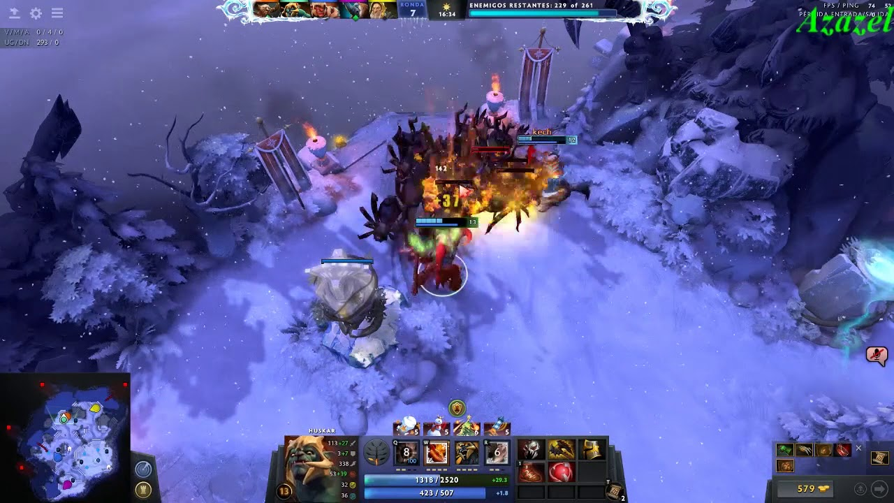 Dota 2 Frosthaven