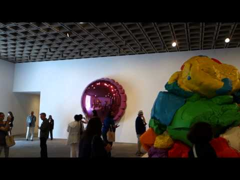 Jeff Koons A Retrospective at the WHITNEY MUSEUM PART II