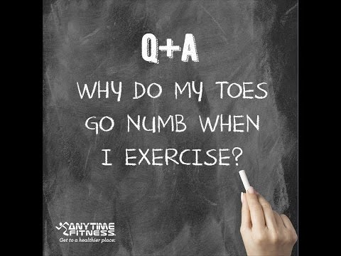 Why Do My Toes Go Numb When I Run?
