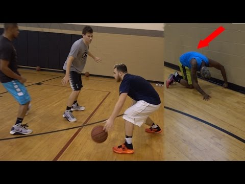 2 V 2 BASKETBALL CASH & JESSER vs LOS & TTG