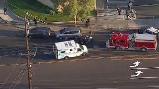 أربعة قتلى في هجوم بالسلاح الأبيض في كاليفورنيا الأميركية …